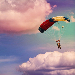 My sister _kgrago went skydiving on Saturday and I was there to capture the moment from my point of