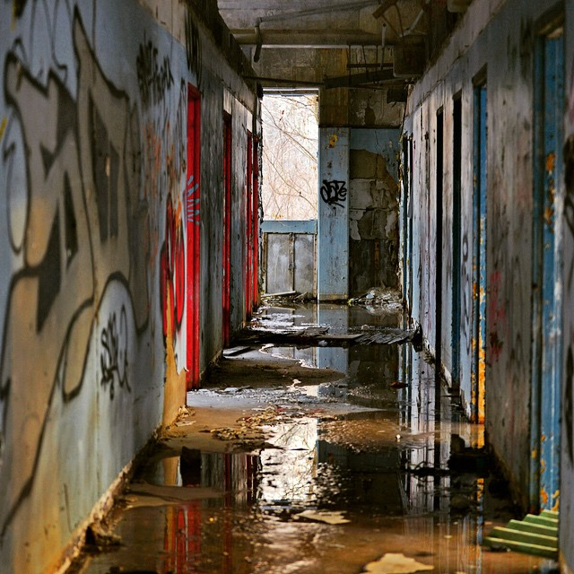 What is it that makes us so fascinated with abandoned and decaying structures_ I have my reasons, wh