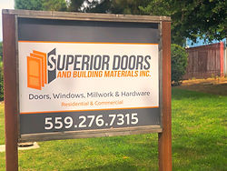 Superior Doors sign pic.JPG