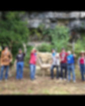 Archery Group Corporate Activity at Texas Trail Rides