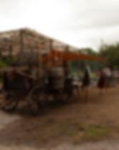 Western Chuck Wagon at Texas Trail Rides