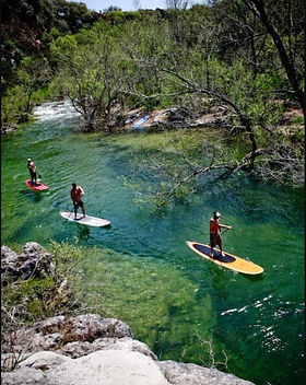kayak SUP Austin Standup Paddleboards