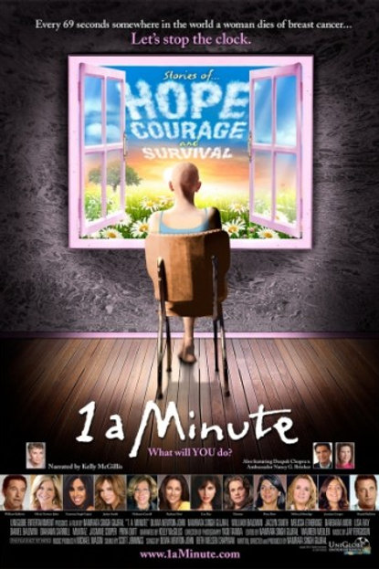 1 A MINUTE | POSTER