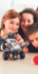 רובוטיקה ניצנית קבוצות חברתיות