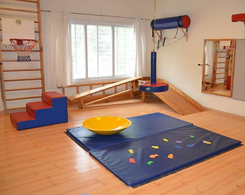 מרכז ניצנית חדר טיפולים לדוגמה