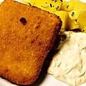 Smažený sýr (1, 3, 7)