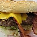 180g Cheeseburger (1,3,7,10)
