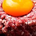 120g Tatarský biftek z mladého býčka (1,3)
