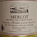 Merlot Vinařství Baloun