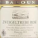Zweigeltrebe Vinařství Baloun