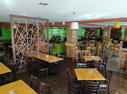 MetropoMetropolitan bar-restaurant Coolna - interiér