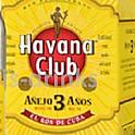 Havana Club Aňejo 3 A.