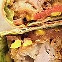 150g Tortilla s kuřecími stripsy