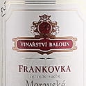 Frankovka Vinařství Baloun 0,1l