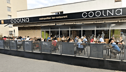 Metropolitan bar-restaurant Coolna - exteriér
