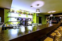Metropolitan bar-restaurant Coolna - interiér
