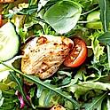 120g Caesar salát s kuřecím masem (1,3,4,7,10)