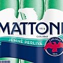 Mattoni perlivá, jemně perlivá 0,33l