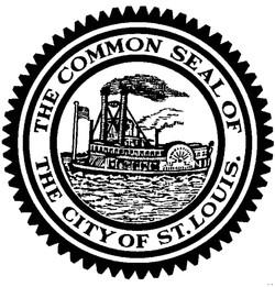 City of ST Louis Logo