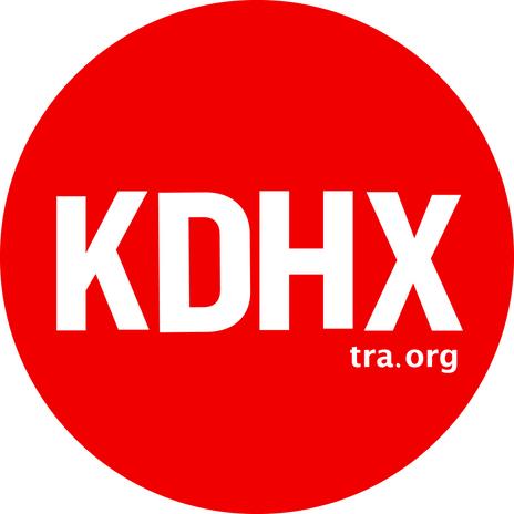 KDHX logo 2016.png