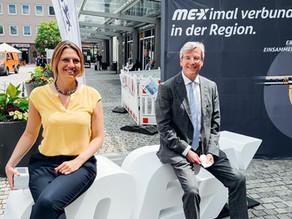 Der Start des Metropolexpress ist ein wichtiges Signal für die Filstalbahn