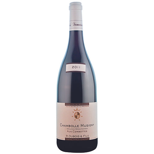 Dom. R. Dubois & Fils Chambolle Musigny Aux Combottes 2011