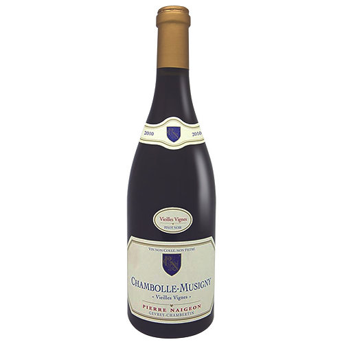 Pierre Naigeon Chambolle Musigny VV 2010