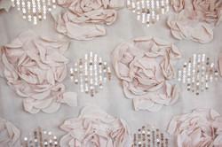 Pastel Peach Flowers & Sequin.JPG