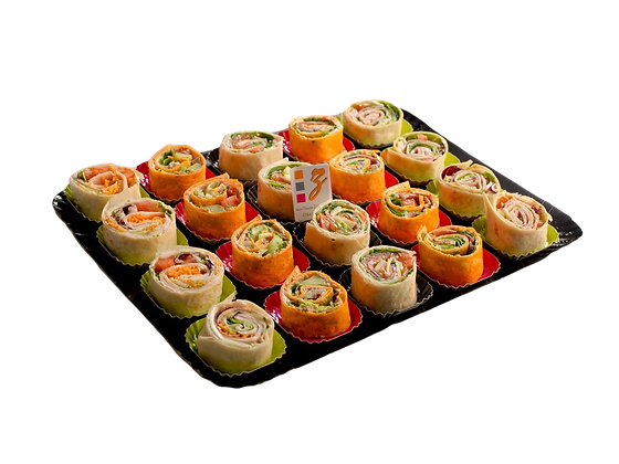 WRAPS ASSORTIS