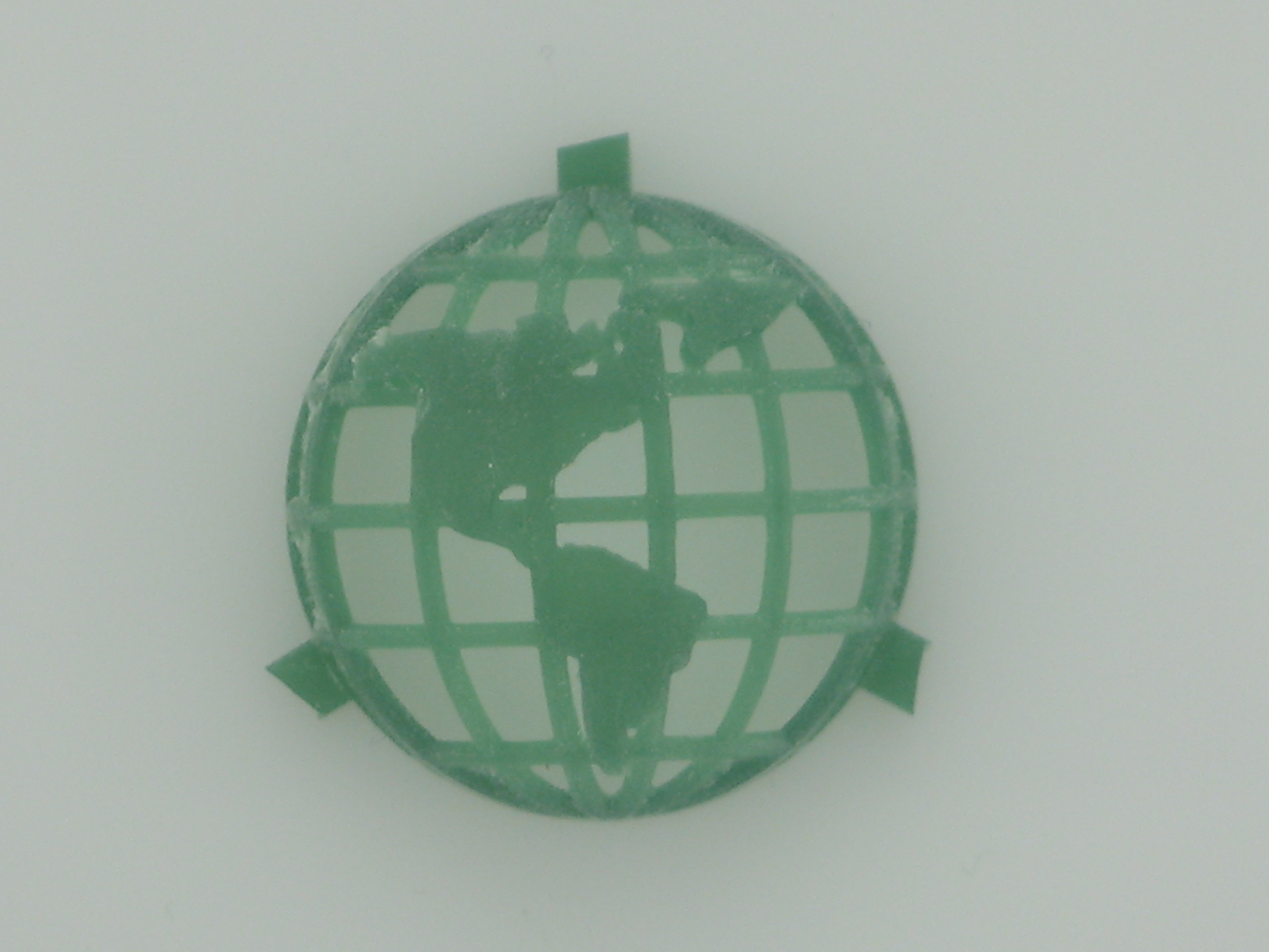 Wax for Globe Pendant
