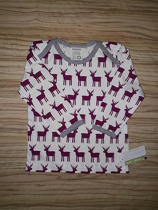 Shirt Rentier fuchsia