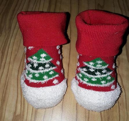 Socken Weihnachtsbaum