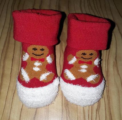 Socken Lebkuchenmann