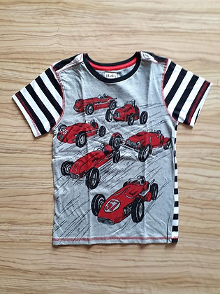 Shirt Racing Cars