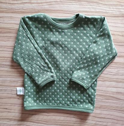 Wendeshirt grün