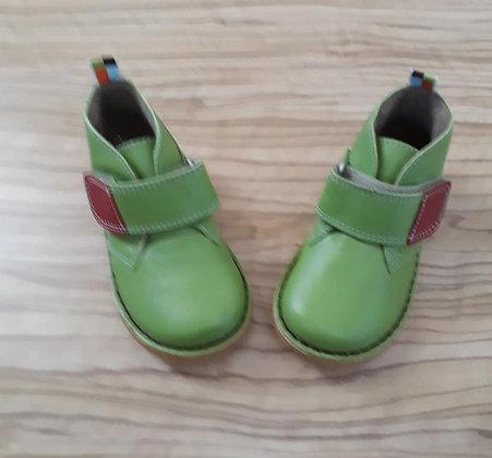 Schuh apfelgrün