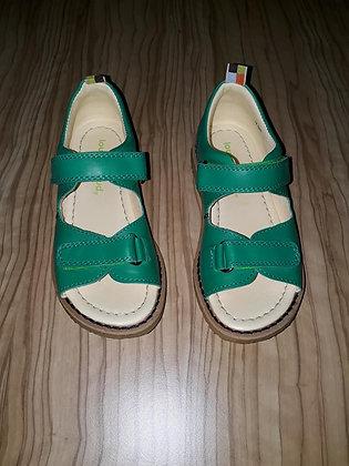 Schuhe türkis