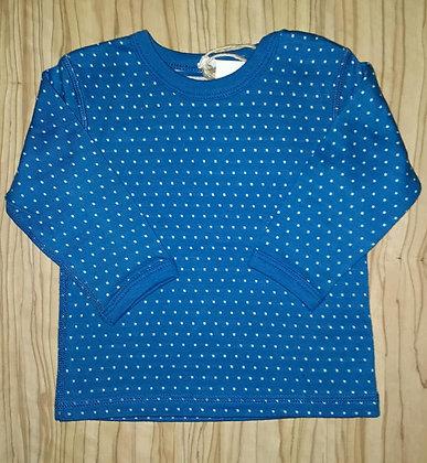 Wendeshirt blau