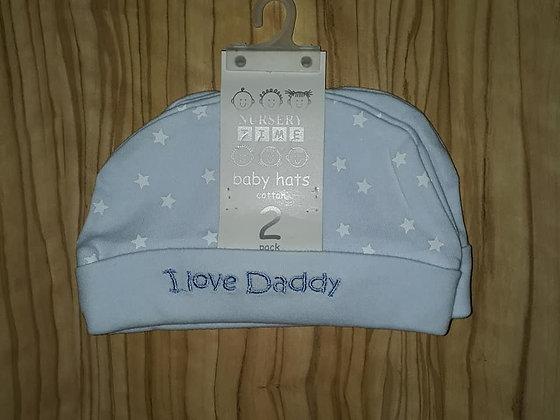 Mütze Daddy 2erPack