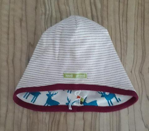 Mütze Rentier