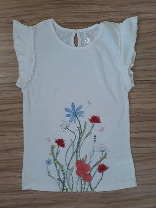 T-Shirt Blume