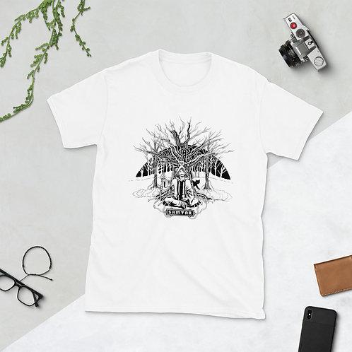 Samtar Wizard Unisex T-Shirt (white)