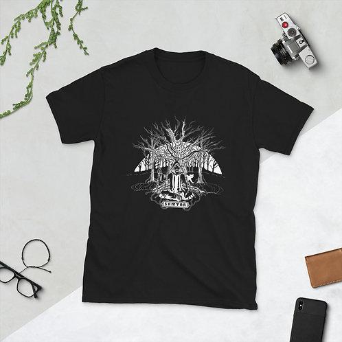 Samtar Wizard Unisex T-Shirt (Black)