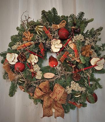 The Woodland Wreath