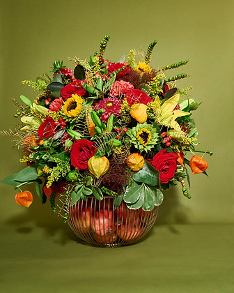 Seasonal flowers & fruits
