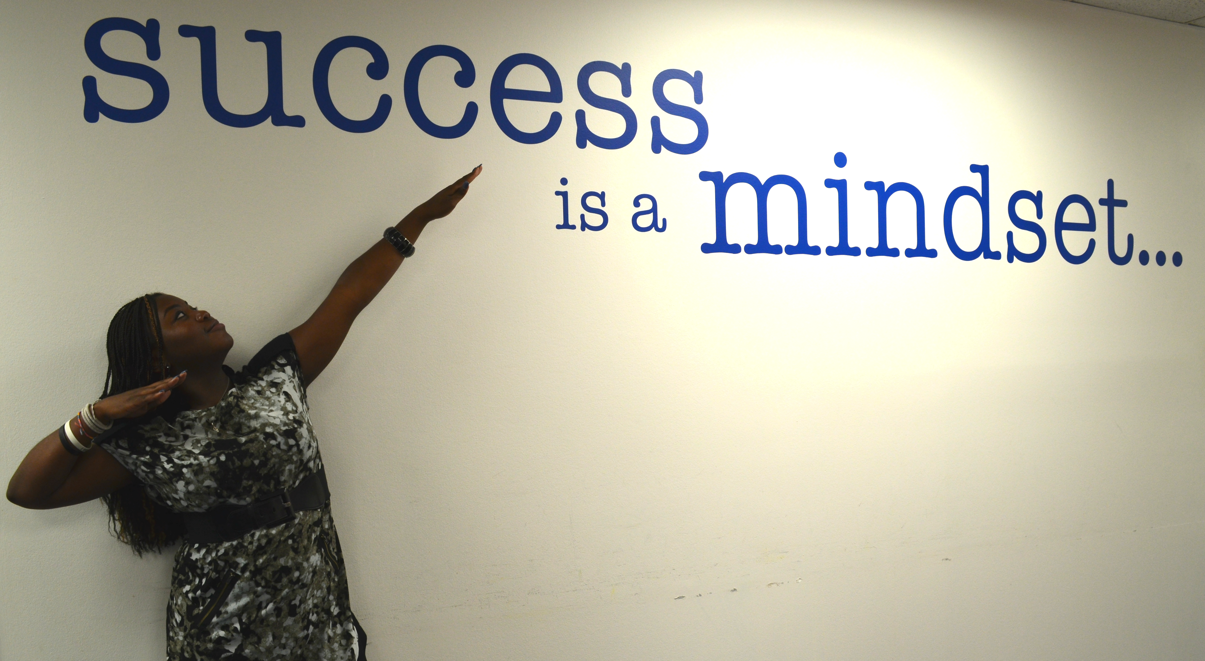 Success is a Mindset