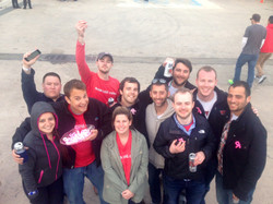 Team goes to the Nats Game