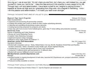 3 Tips for a Polished Résumé