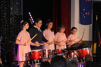 Instrumental Music - Girls drum squad.jp