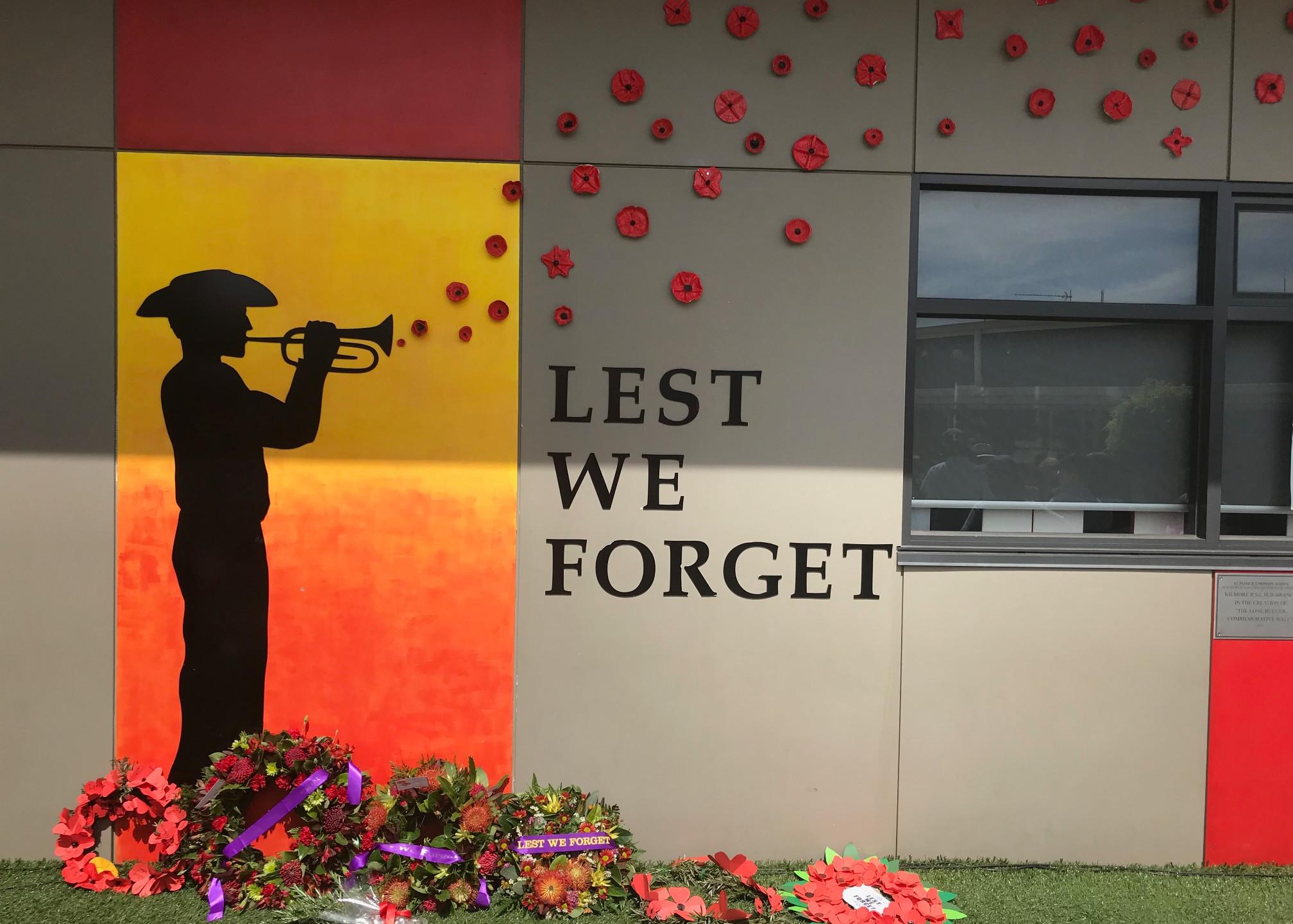 Remembrance - Bugler
